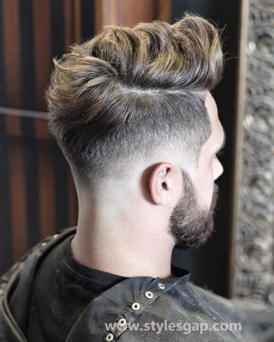 Popular Hairstyles : Men Best Hairstyles Latest Trends of Hair Styling & Haircuts 2016-2017 ...