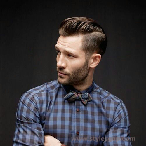 Men Best Hairstyles Latest Trends of Hair Styling & Haircuts 2016-2017 (20)