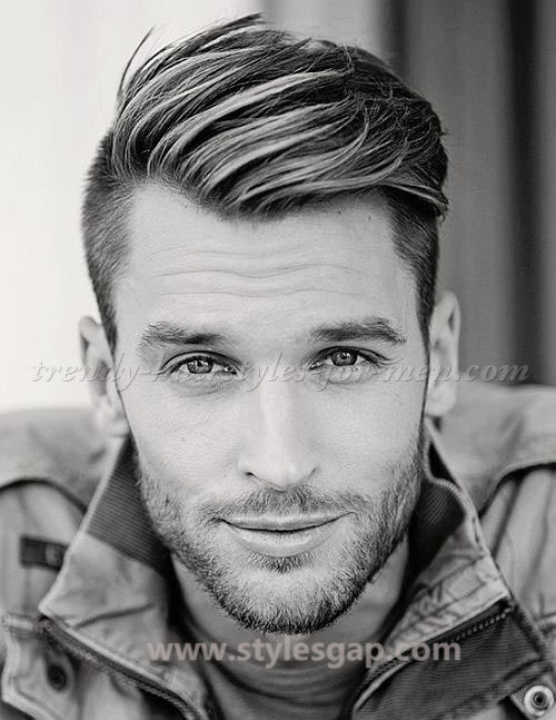 Remarkable Men Best Hairstyles Latest Trends Of Hair Styling Amp Haircuts 2016 2017 Short Hairstyles Gunalazisus