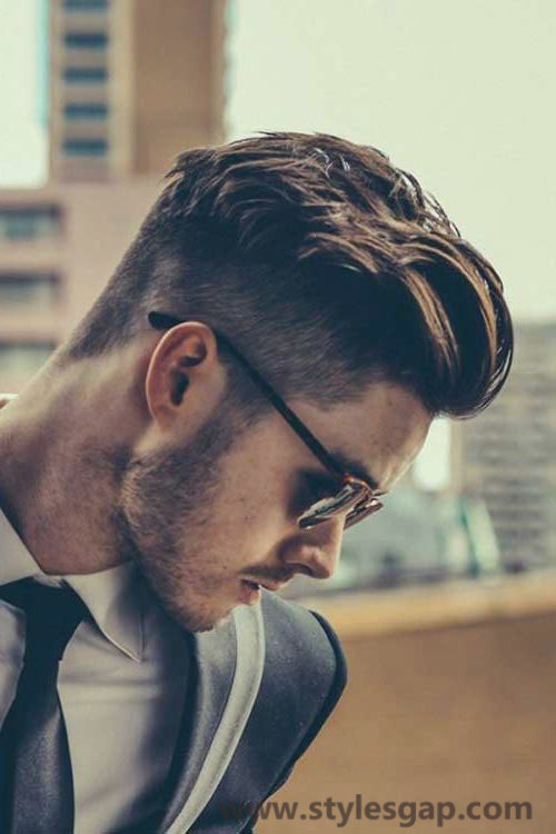 Men Best Hairstyles Latest Trends of Hair Styling & Haircuts 2016-2017 (9)