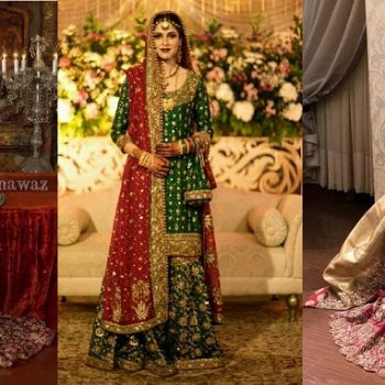 Party Wear Wedding Bridal Lehenga Designs 2021 Collection
