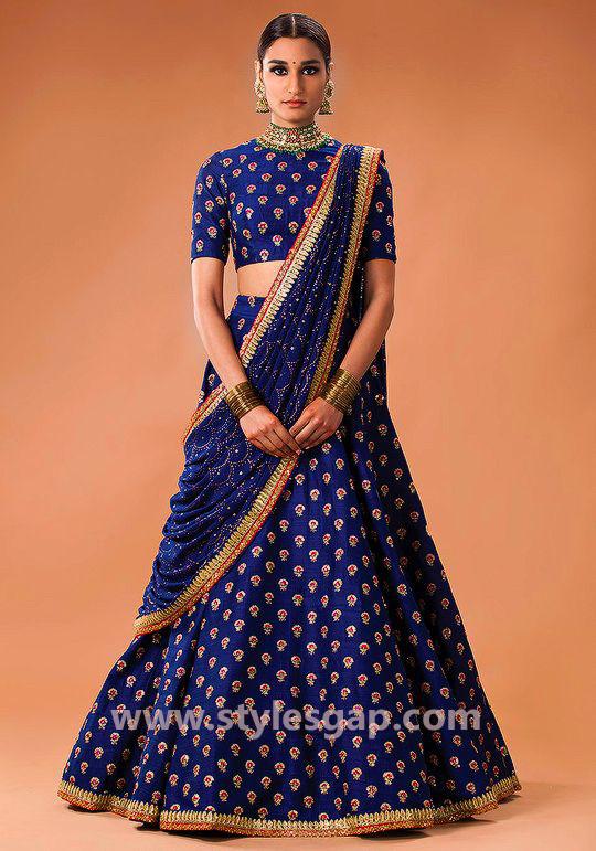Sabyasachi Mukherjee Latest Wedding Dresses 2016-2017 Collection. Lehengas, Sarees (18)