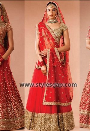 Sabyasachi Mukherjee Latest Wedding Dresses 2016-2017 Collection. Lehengas, Sarees