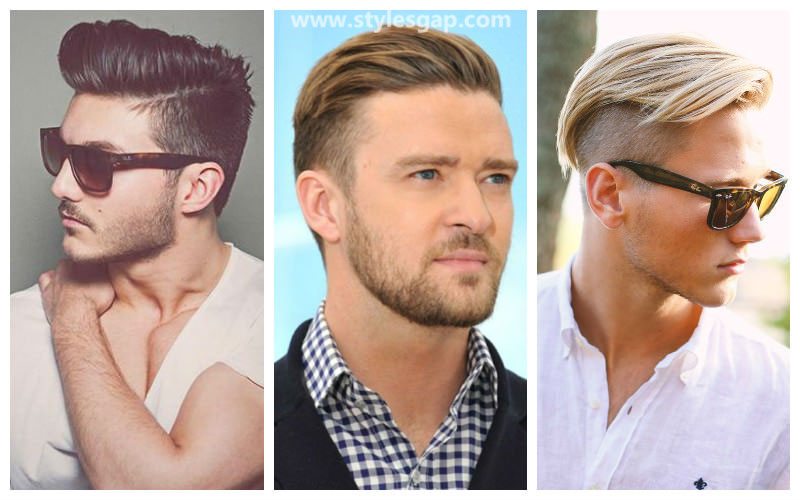 SideSwept- Men Best Hairstyles Latest Trends of Hair Styling & Haircuts 2016-2017