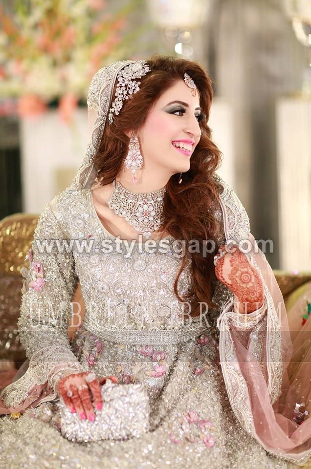 819243e97d Latest Beautiful Walima Bridal Dresses Collection 2018-2019 for ...