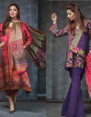Alkaram Summer Eid Festival Dresses Collection 2017-2018 Designs