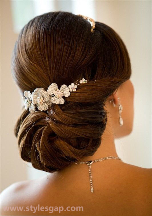 Best amp latest eid hairstyles 2016 2017 for women 2