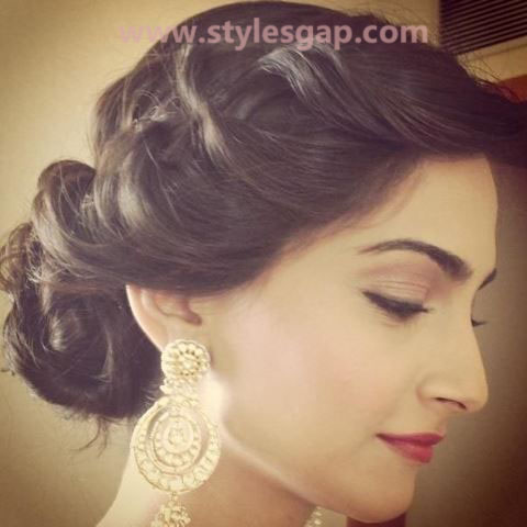 Best & Latest Eid Hairstyles 2016-2017 for Women (25)