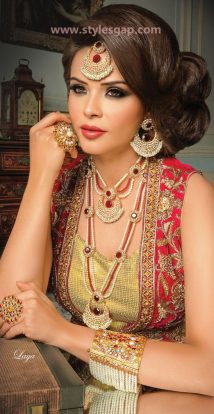 Beautiful Latest Eid Hairstyles Collection 2019-2020 for Women