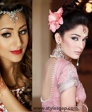 Best & Latest Eid Hairstyles 2016-2017 for Women