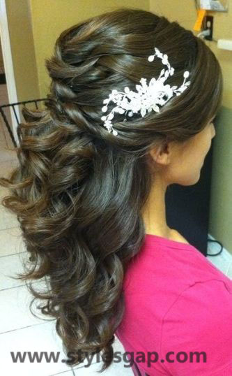Best & Latest Eid Hairstyles 2016-2017 for Women (33)