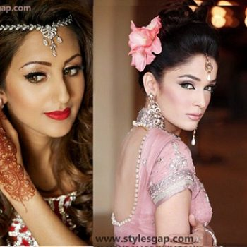 Beautiful Latest Eid Hairstyles Collection 2021-2022 for Women