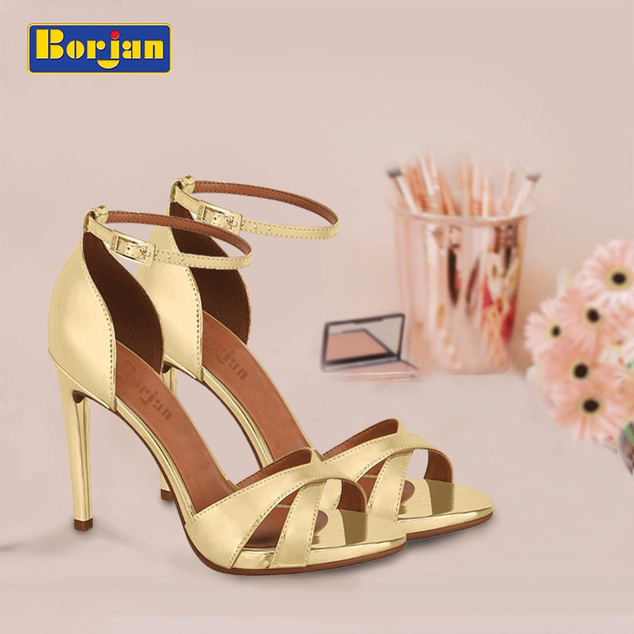 6373bf8c5ad7 Borjan Latest Fashion Shoes Footwear Designs 2017-18 Collection