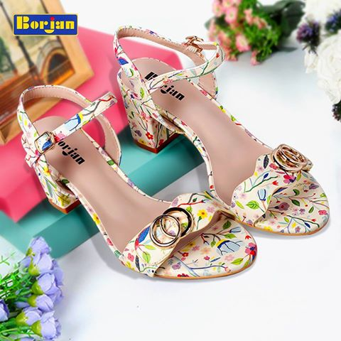 fb42d24f2 Borjan Latest Fashion Shoes Footwear Designs 2018-2019 Collection ...