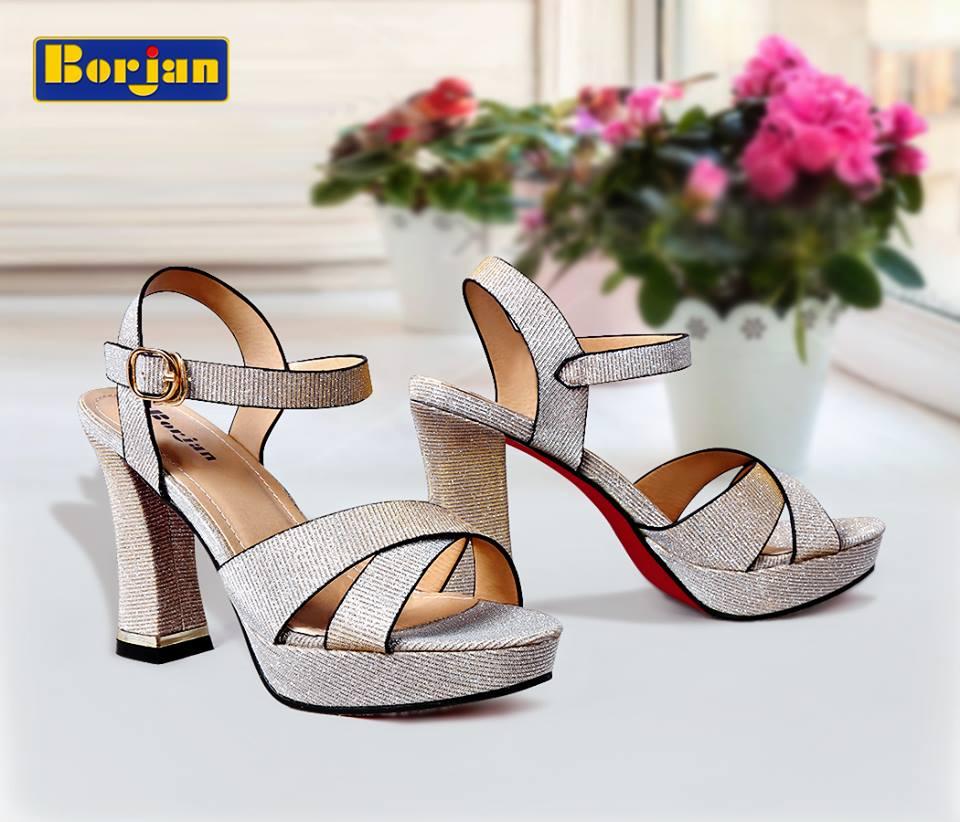 d6c71c29024f2b Borjan Latest Fashion Shoes Footwear Designs 2017-18 Collection
