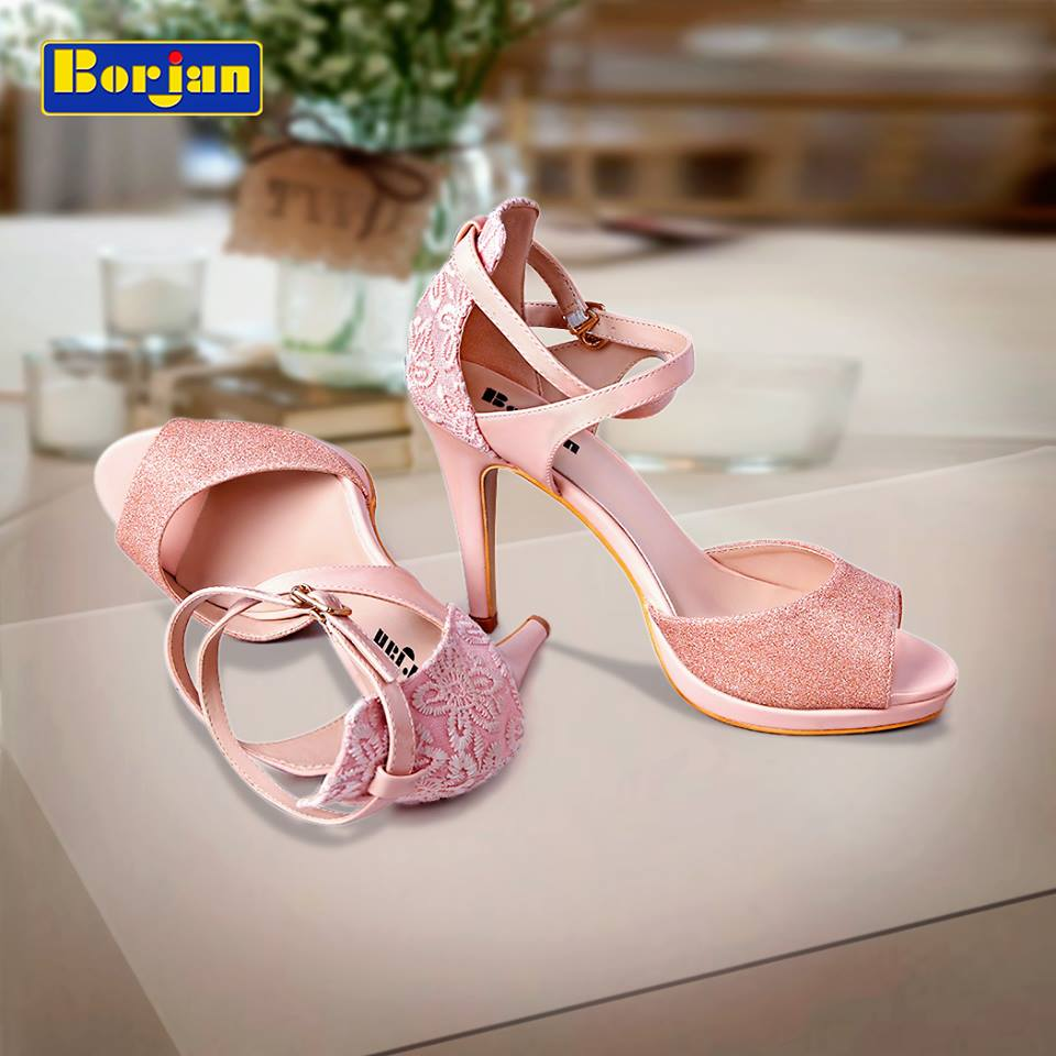 62e94480b9a35 Borjan Latest Fashion Shoes Footwear Designs 2018-2019 Collection ...