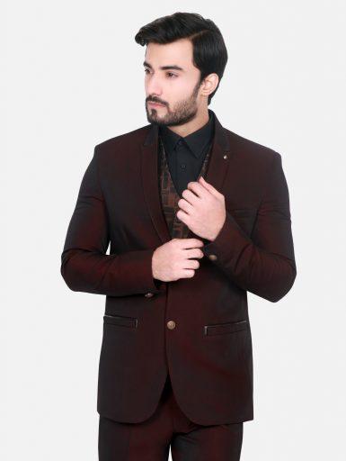 Formal coats for men black