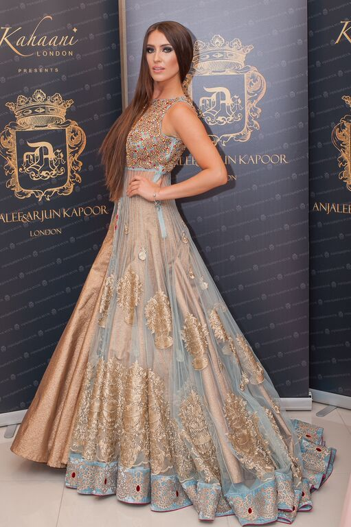 56150af2e5 These Wedding Anarkali Dresses are just the glimpse of an ideal wear for  you. Just ...