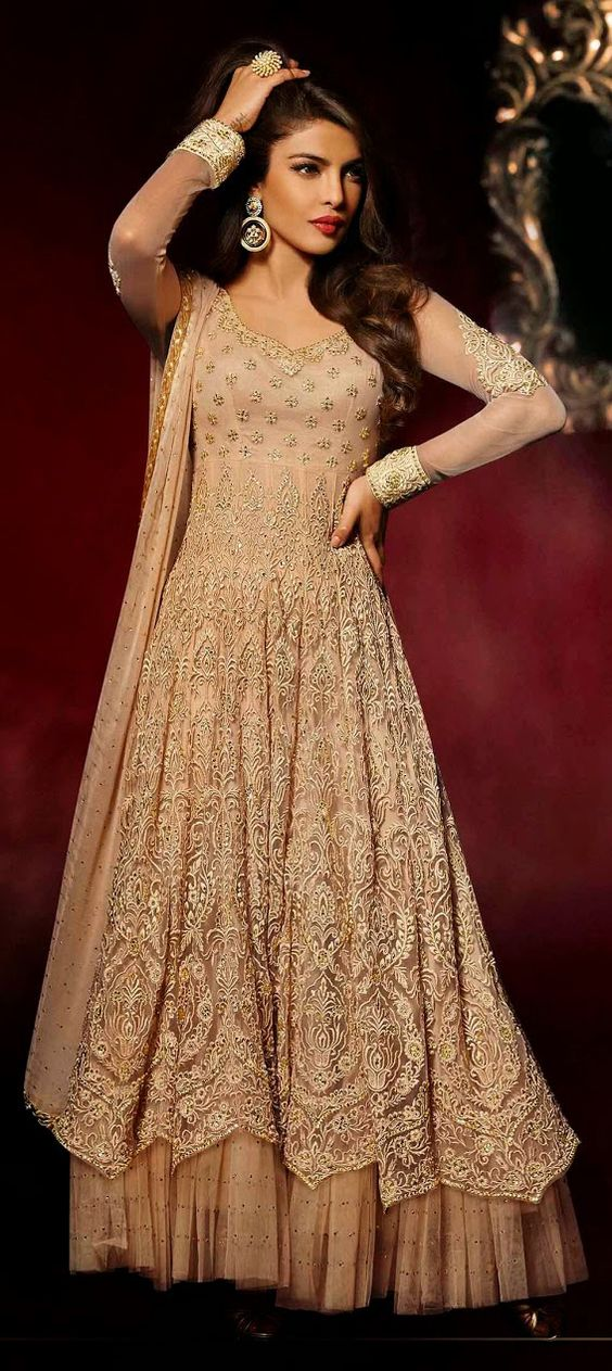 Indian Pakistani Bridal Anarkali Suits Amp Gowns Collection