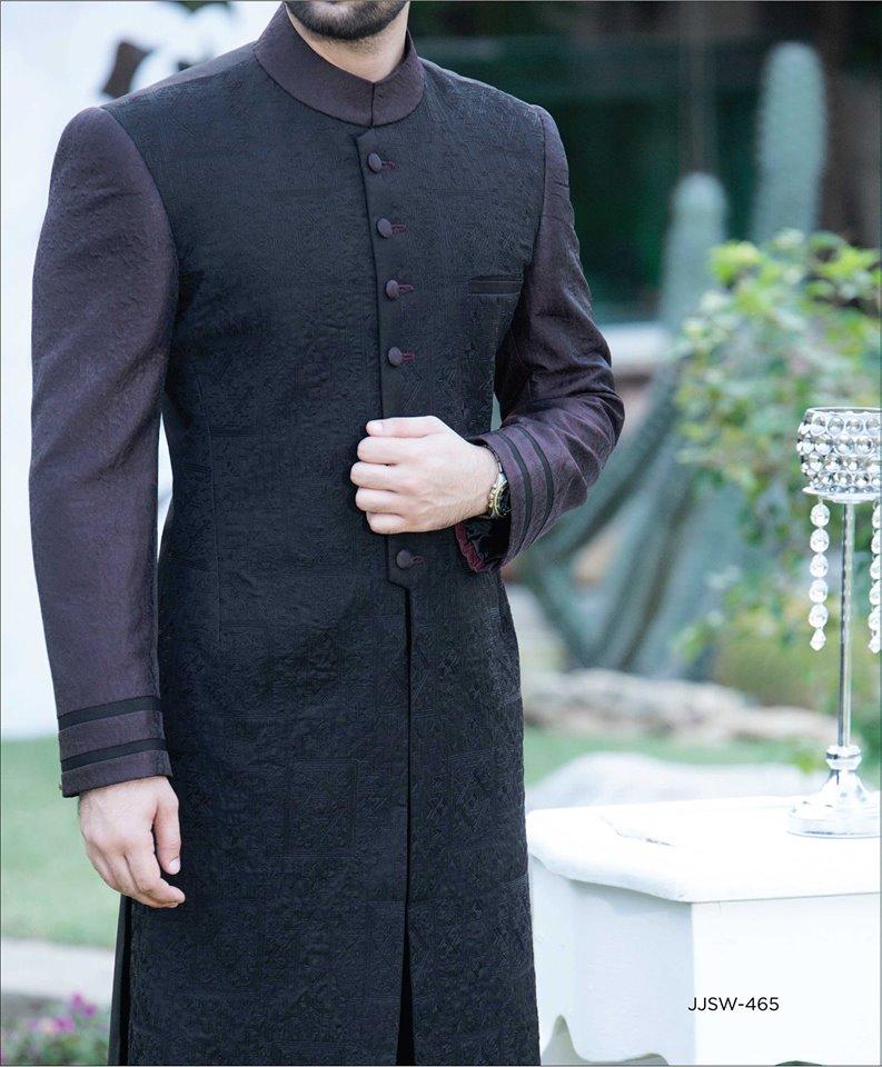 Latest Wedding Sherwani Designs In Pakistan Archives