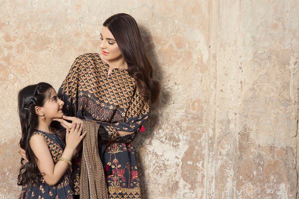 Kayseria Beautiful Fancy Eid Dresses Collection 2017-2018 (11)