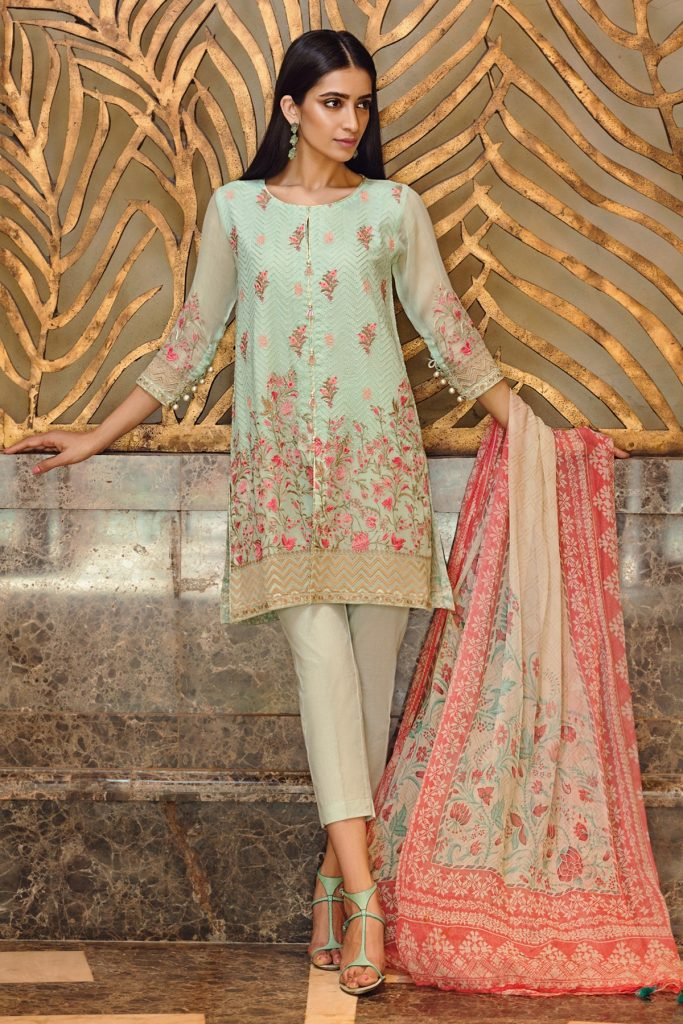 281211c772 Khaadi specifies its lines as Prêt Ready-to-Wear, Unstitched Lawn Fabrics,  Casual Kurtas, Kids wear dresses and men eastern dresses including kurtas  and ...