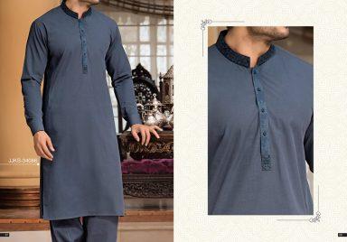Latest J Eid Kurta Shalwar Kameez Designs Collection 2017