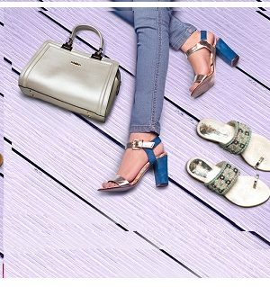 Latest Ladies Footwear Designs Stylo Shoes Eid Collection 2017-2018