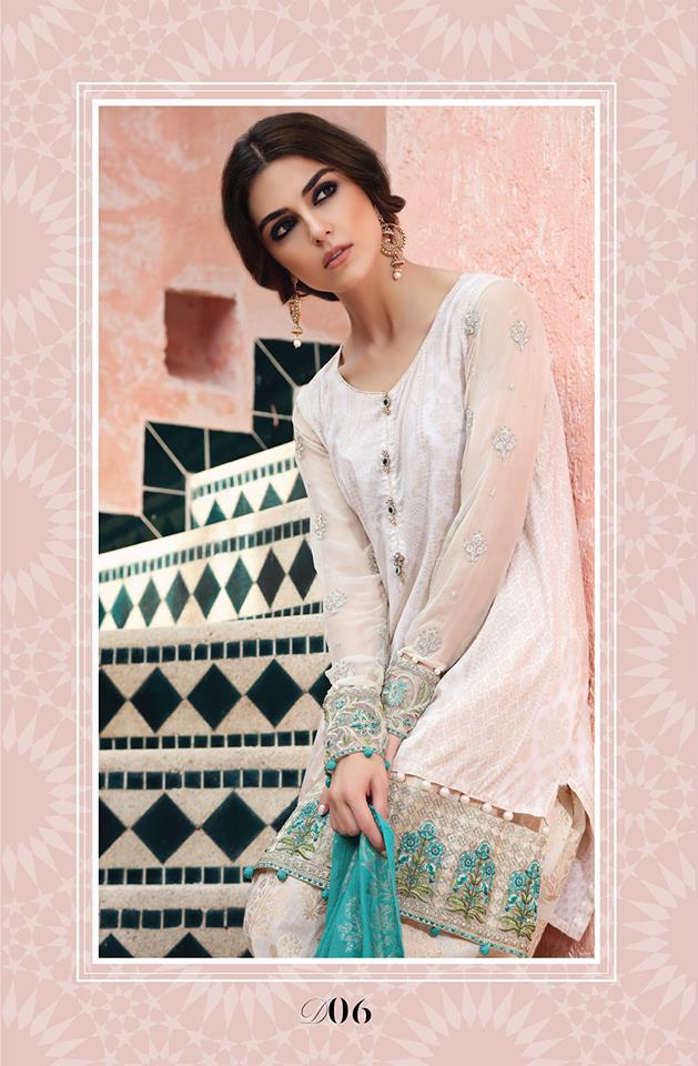 2abbdf8ff98 Latest Maria B Eid Lawn Dresses Designs Collection 2017-2018 ...