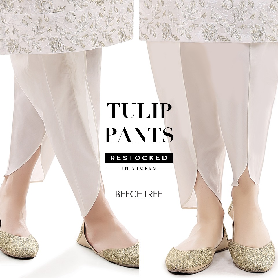 Latest Tulip Pants Trends 2016-17 Designs & Cutting Tutorial (1)
