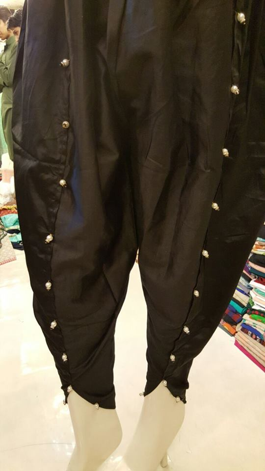 Latest Tulip Pants Trends 2016-17 Designs & Cutting Tutorial (16)