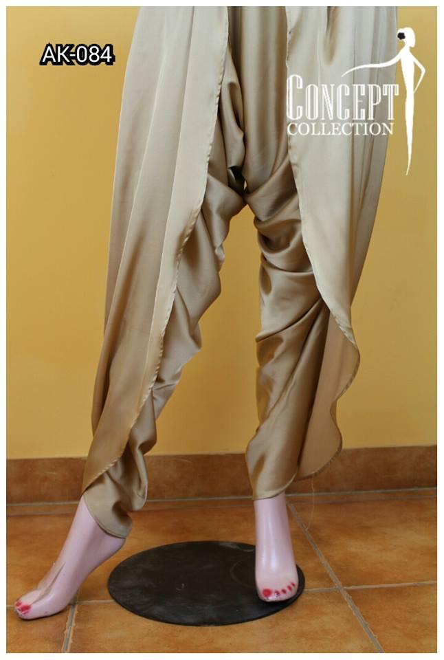 Latest Tulip Pants Trends 2016-17 Designs & Cutting Tutorial (3)