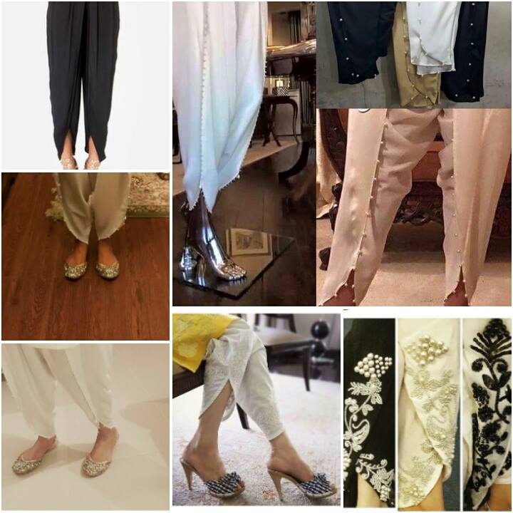 Latest Tulip Pants Trends 2016-17 Designs & Cutting Tutorial (4)