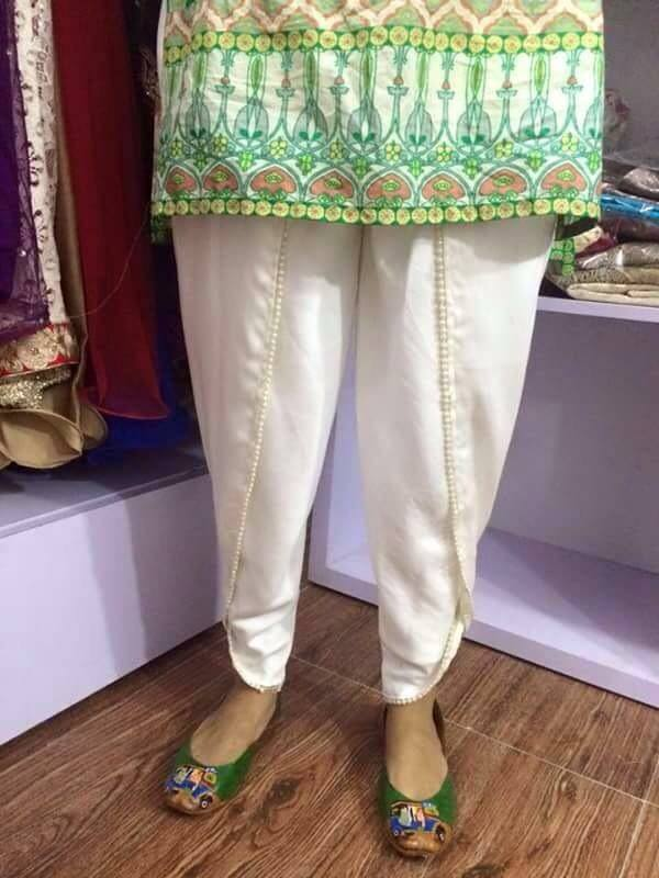 Latest Tulip Pants Trends 2016-17 Designs & Cutting Tutorial (5)