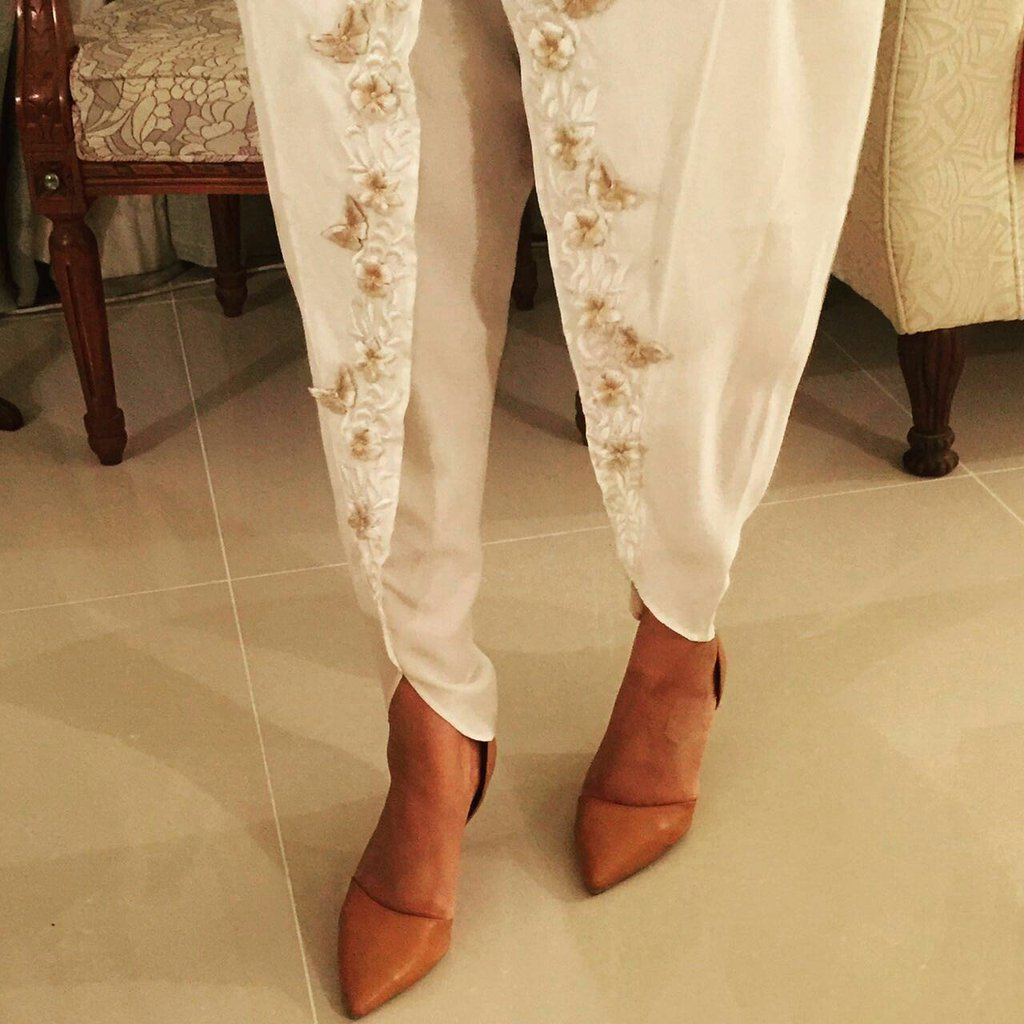 Latest Tulip Pants Trends 2016-17 Designs & Cutting Tutorial.