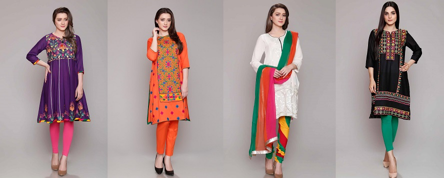 New style dress for eid for girls 2018