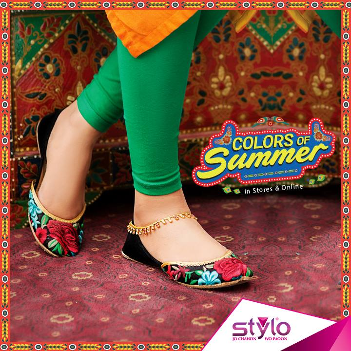 Stylo Shoes Summer Collection 2017 (1)