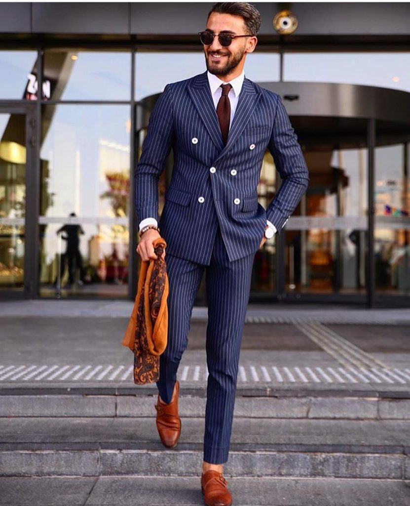 Wedding Style For Men: Men Wedding Suits Designs Latest Collection 2018-2019