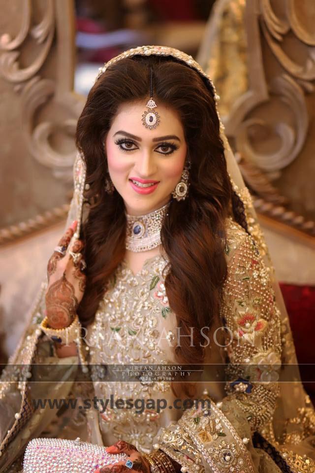 nikkah day bridal wedding dresses designs 2018