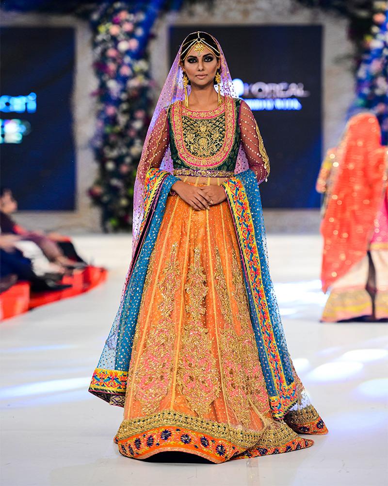Nomi Ansari Latest Bridal Dresses Collection 2018-2019
