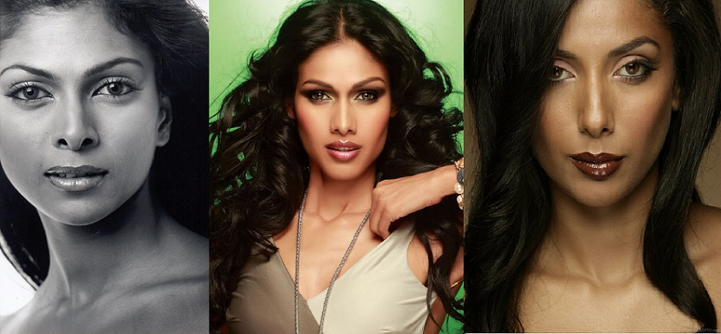 Top Ten Leading & Most Popular Female Indian Fashion Models- Super Models of India