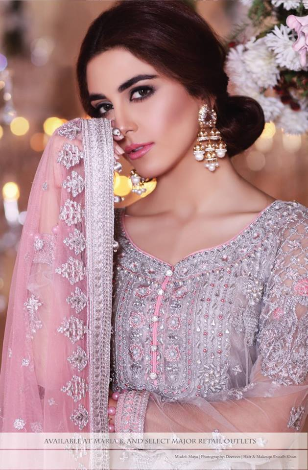 74f69b05ed While the Embroidered Eid Dress series is huge and most awaited one as  every girl is trying hard to find dresses embedded in beads, diaconates, ...