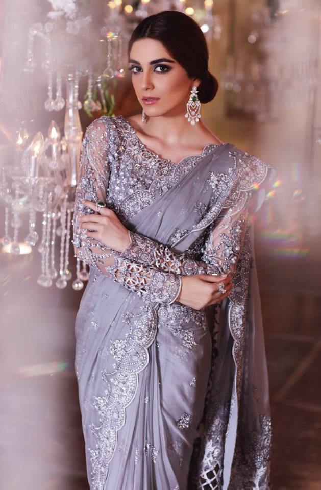 fe21e54da36 Best Eid Women Dresses Maria B Mbroidered Eid Collection 2018-2019 ...