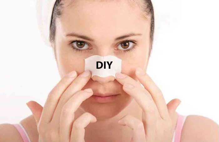Easy & Best Homemade Remedies to Remove Blackheads Quickly..