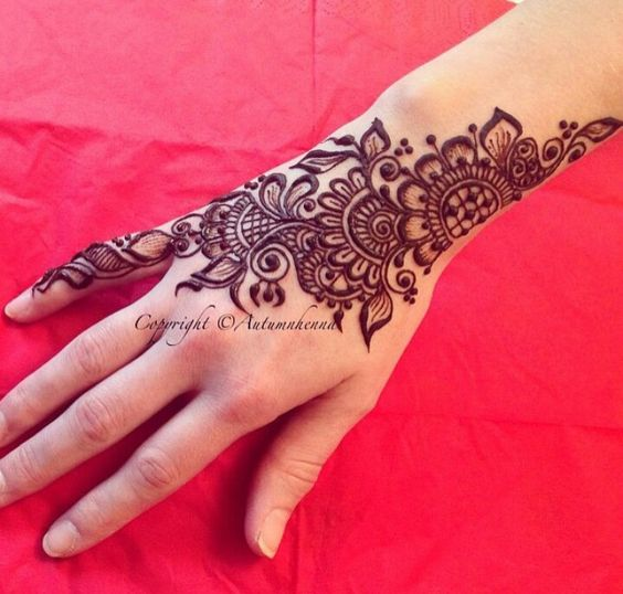Eid Ul Azha Special Mehndi Designs Trends 2017 2018 Collection