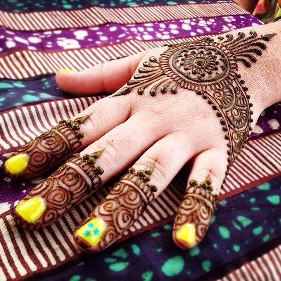 Eid ul Azha Special Mehndi Designs 2016-2017 Collection (3)