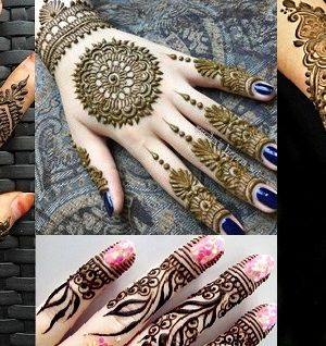 Eid ul Azha Special Mehndi Designs 2016-2017 Collection