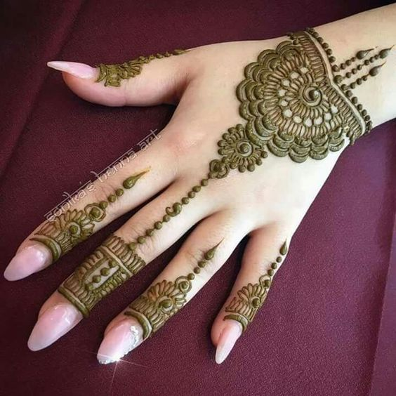 Eid ul Azha Special Mehndi Designs 2016-2017 Collection (4)