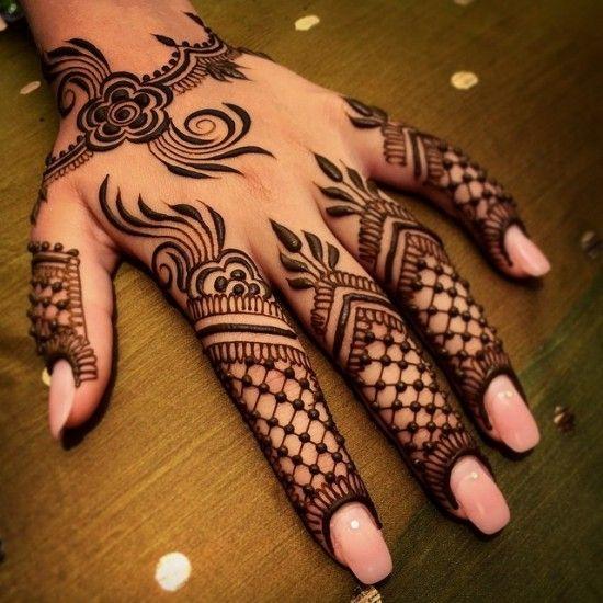 Eid ul Azha Special Mehndi Designs 2016-2017 Collection (8)