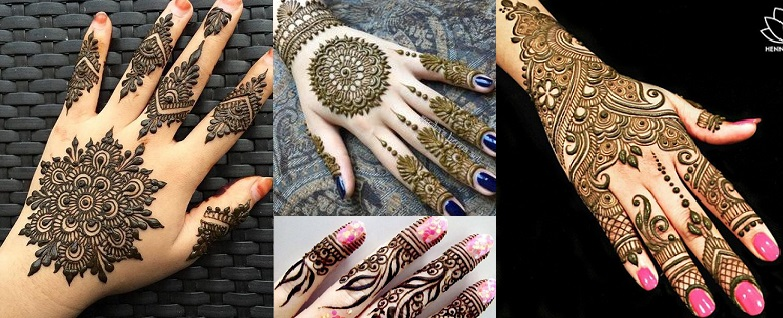 Eid ul Azha Special Mehndi Designs 2019-2020 Collection